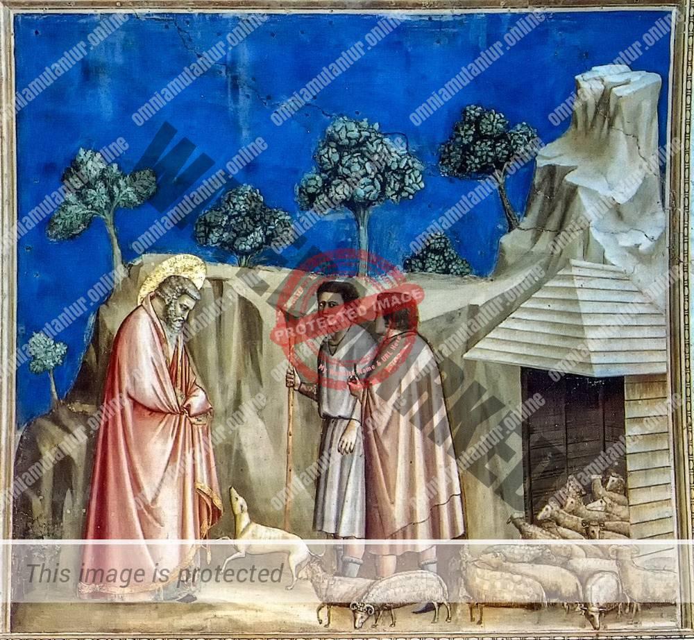 Joachim among the Shepherds 1302-05