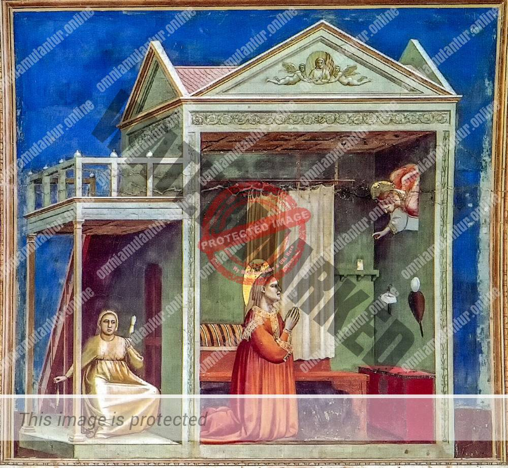 Annunciation to Ann 1302-05