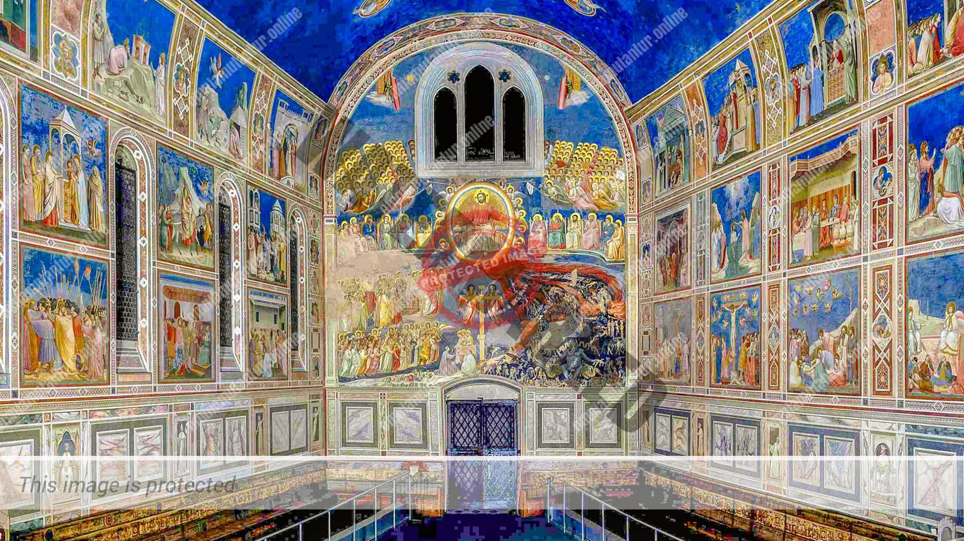 Giotto di Bondone The Last Judgment