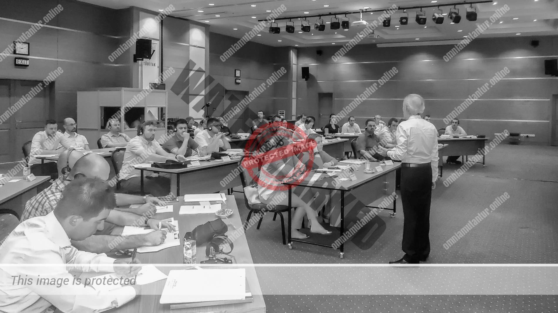 Süleyman Gedik Tüsside Tübitak Bosna Bosnia Konferansı Gebze