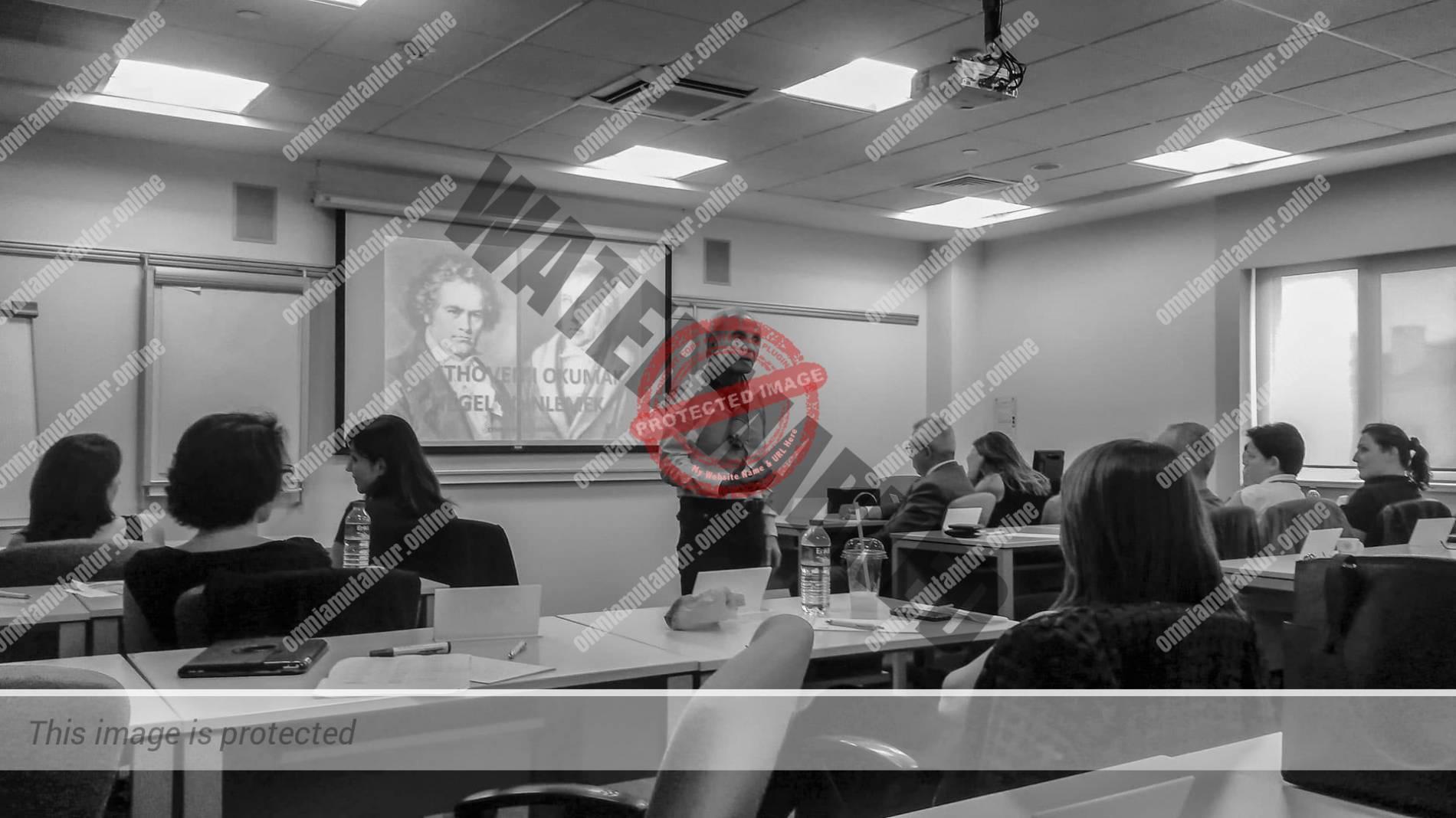 Garanti Bankası Süleyman Gedik Konferans İstanbul Eğitim Kurumsal