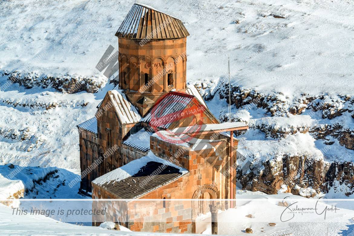 Ani Kars Turkey Orthodox Christian Church