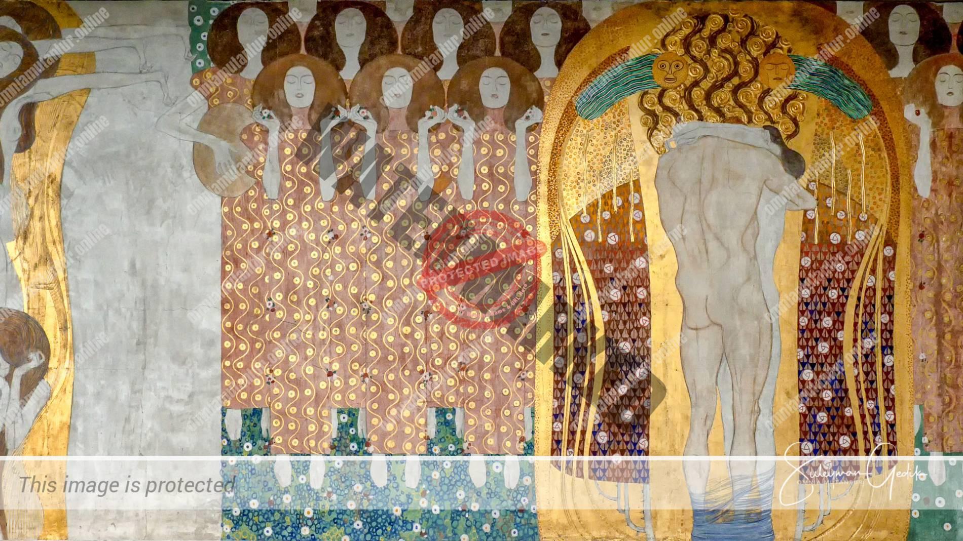 Sezession Wien Vienna Art Nouveau