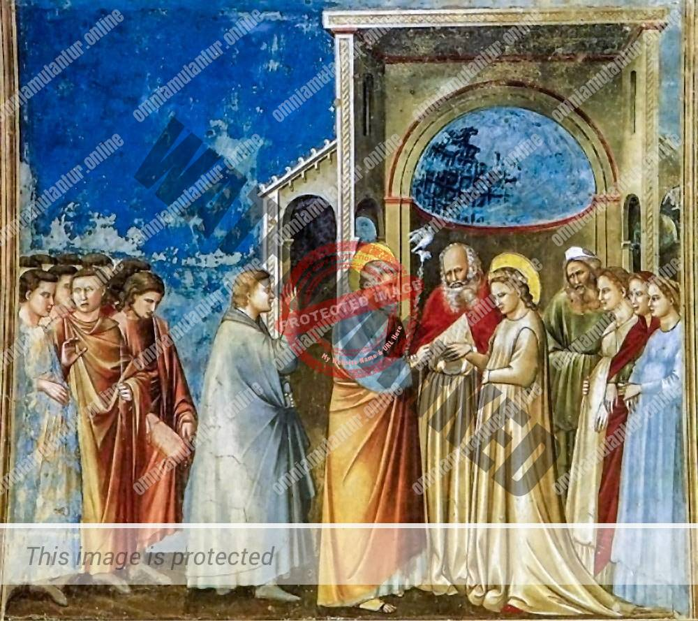 Marriage of the Virgin 1302-05
