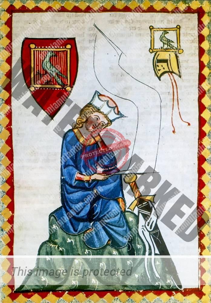 Walther von der Vogelweide 14th Century