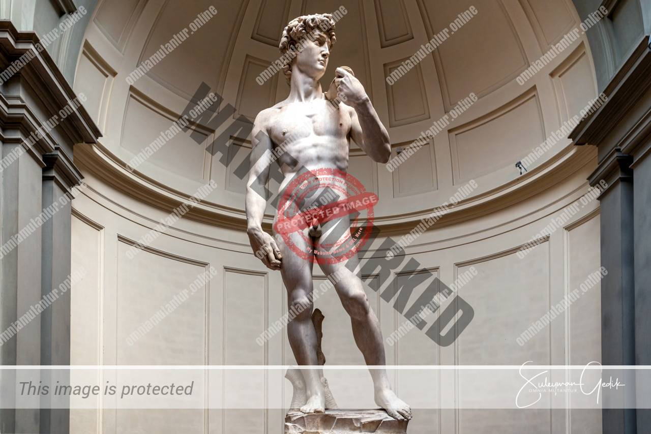Accademia Gallery Florence Tuscany
