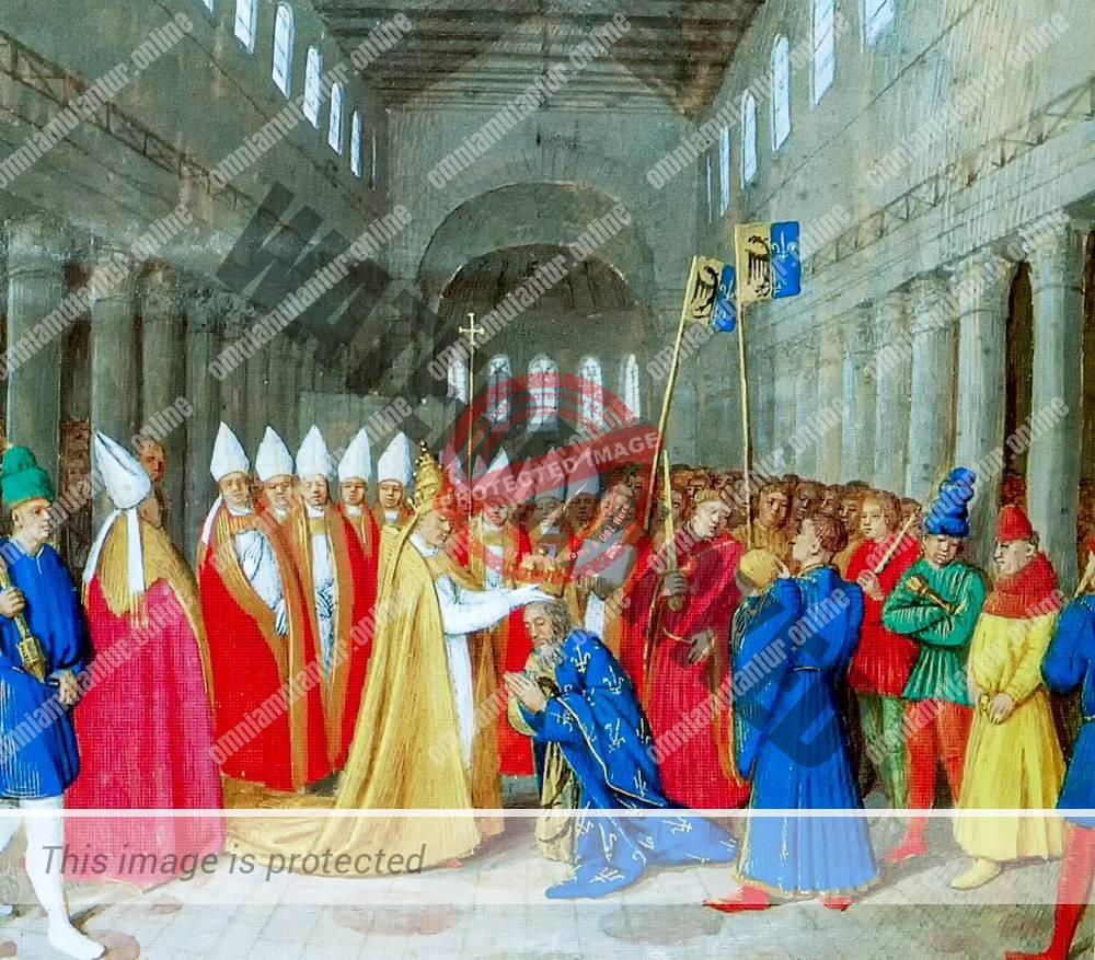 Grandes Chroniques de France 15th Century