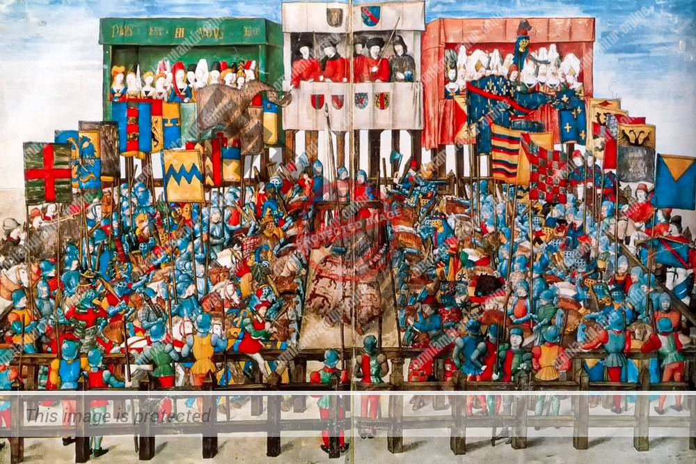 Rene of Anjous: Book of Tournaments 1480-90