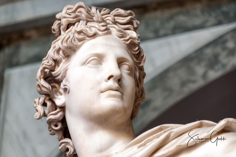 Apollo Belvedere Vatican Italy