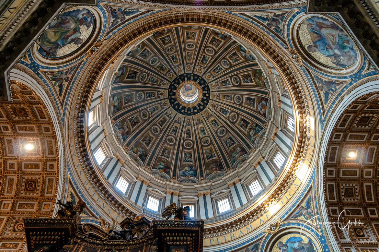 Saint Peter Dome Vatican