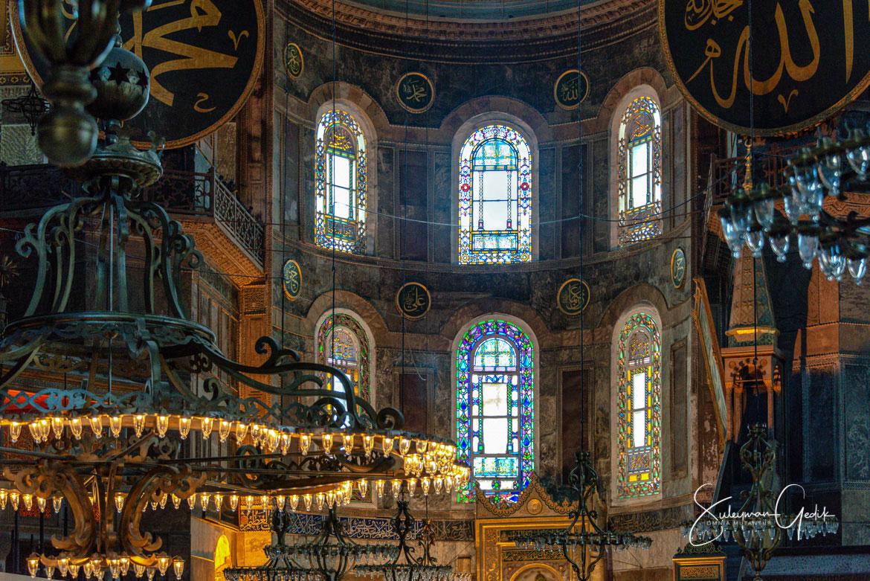 Hagia Sophia Istanbul Museum Church Turkey