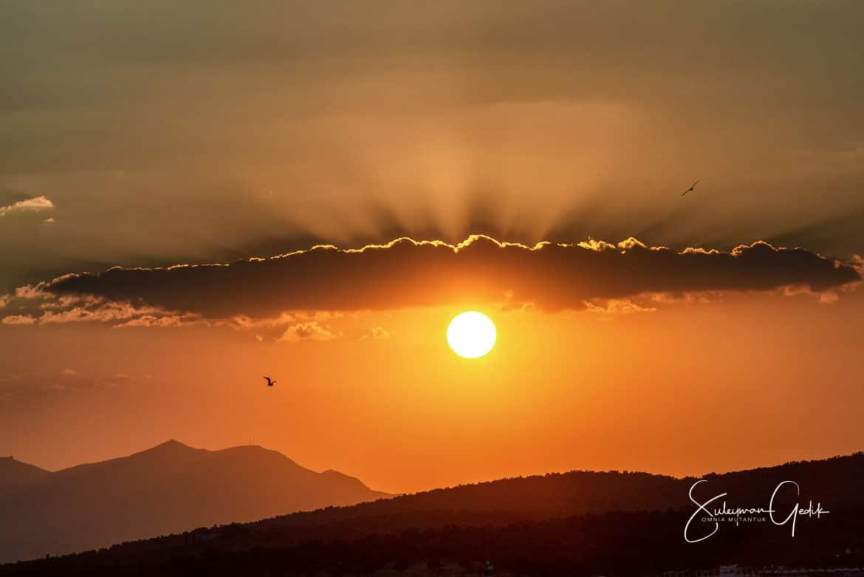 Turkey Landscape Sunset