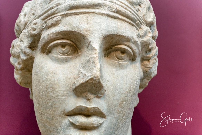 Sappho Istanbul Archeology Museum Turkey