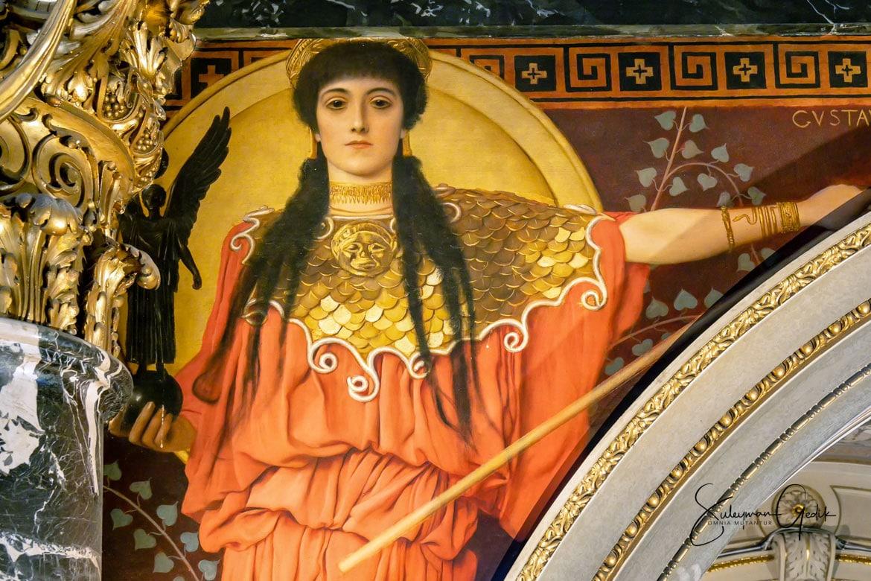 Kunsthistorishes Museum Gustav Klimt Wien Vienna Austria