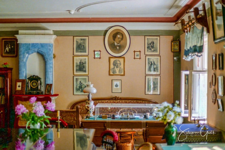 Tchaikovsky's House Klin Russian Federation