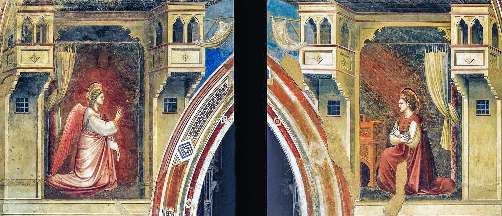 The Annunciation 1302-05