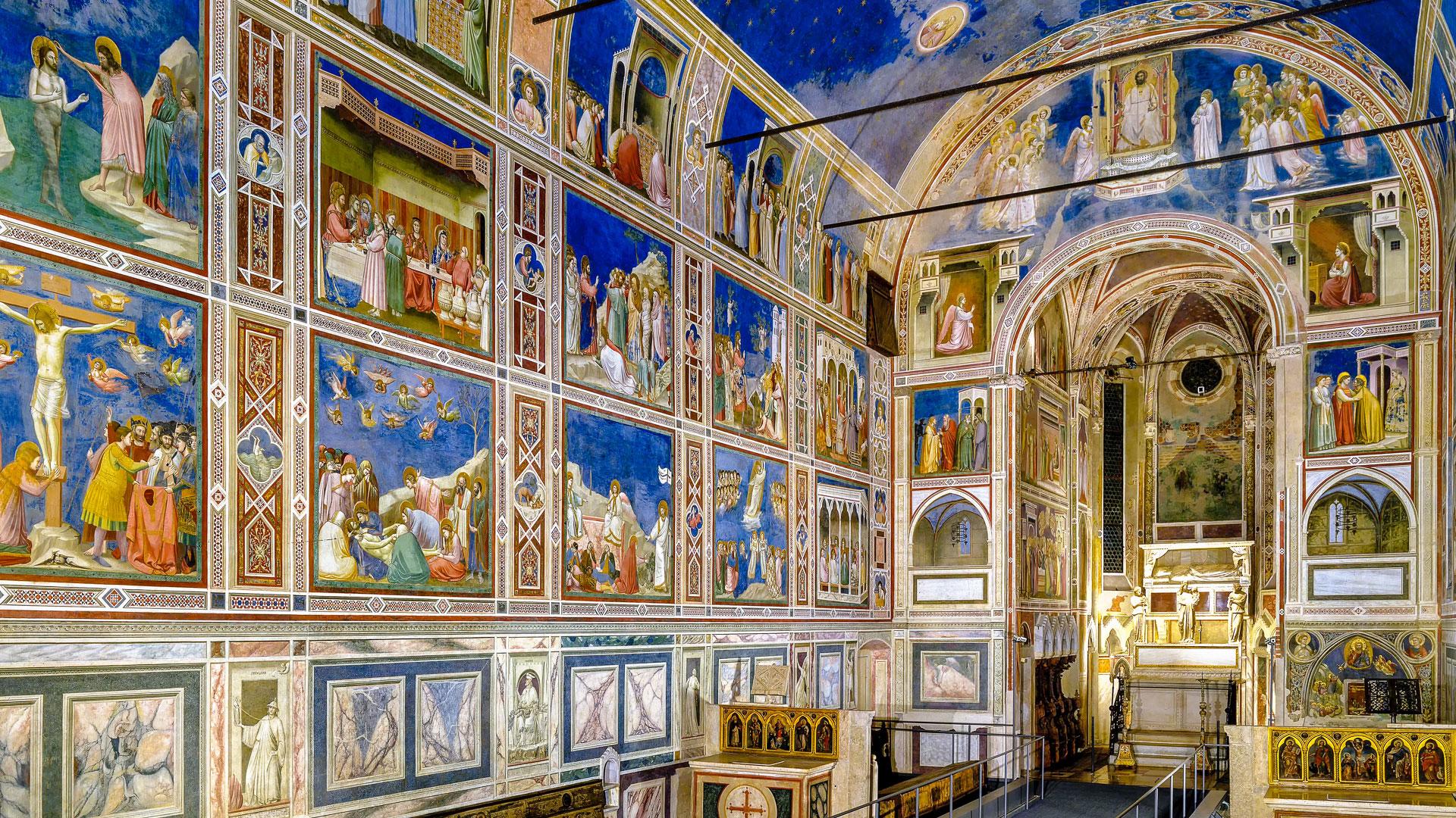 Arena Chapel Italy
