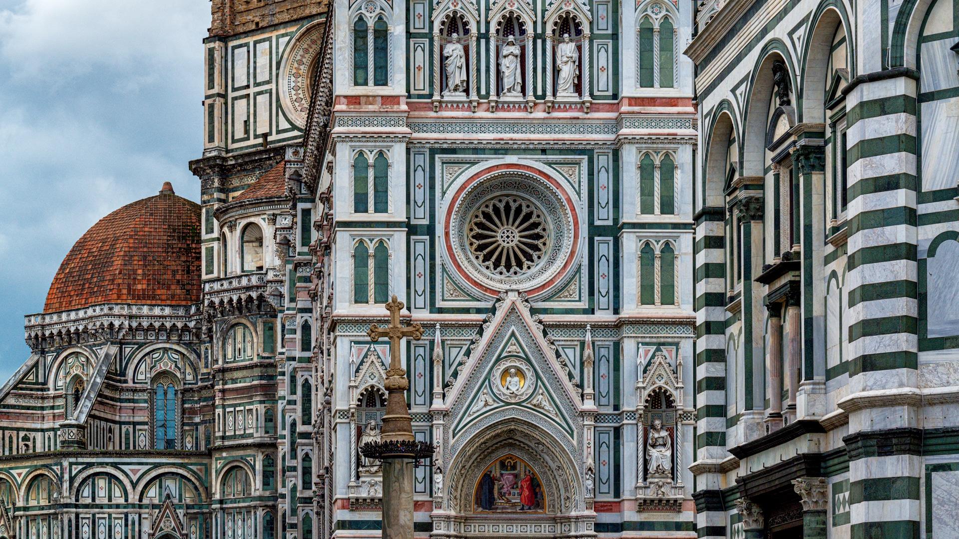 Florence Cathedral Christian Catholic