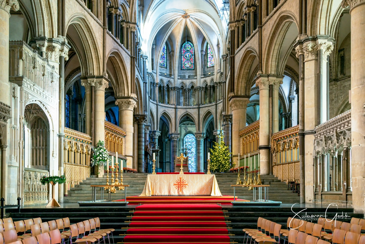 Canterbury Cathedral Kent England Britain Church Christian