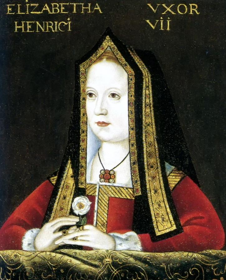 Elizabeth of York 1500