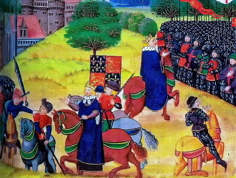 English Peasant's Rebellion