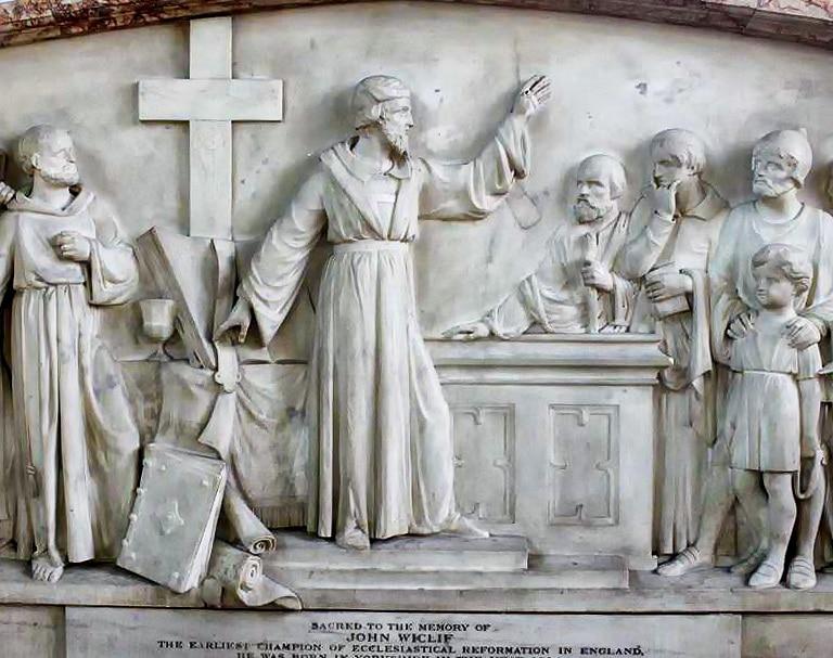 Wycliffe Memorial